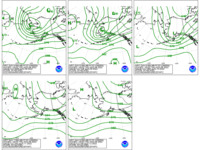 WPC's Day 4-8 500mb Heights for Alaska