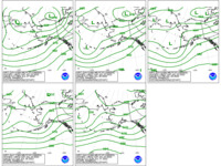 WPC Day 4-8 500mb Heights for Alaska