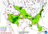 WPC Short Range Forecast