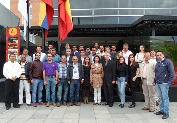 NWP Workshop in Bogota, Colombia (March 18-22, 2013)