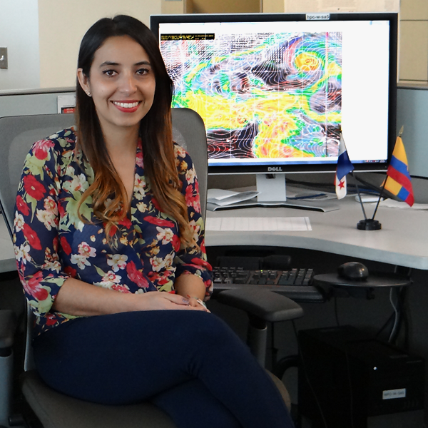 International Desk Visitors (1993 through 2018) 2019 Gabriela
