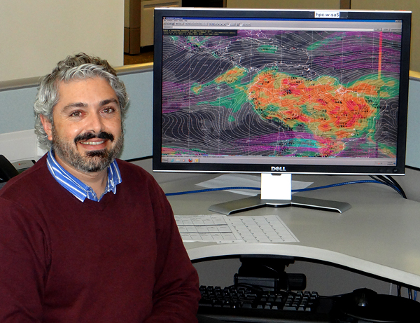 Dr. Jose Manuel Galvez      (Research Meteorologist and Instructor)