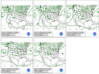 WPC Day 3-7 500mb Heights