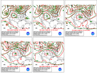 Day 3 to 7 WPC Versus GFS