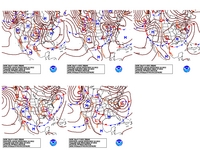 Day 3-7 Fronts and Pressures for the U.S.