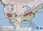Surface WX Analysis