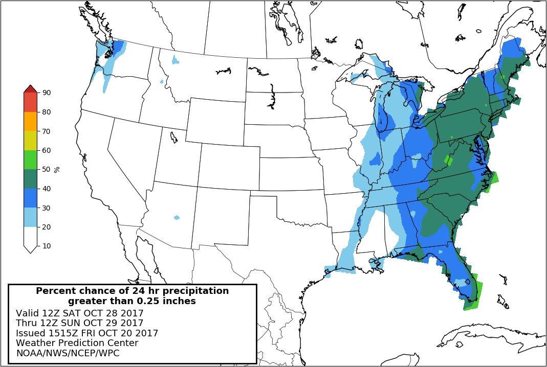 Day Weather Forecast Worldwide Weather Street US Day Forecast - Us weather map 10 day
