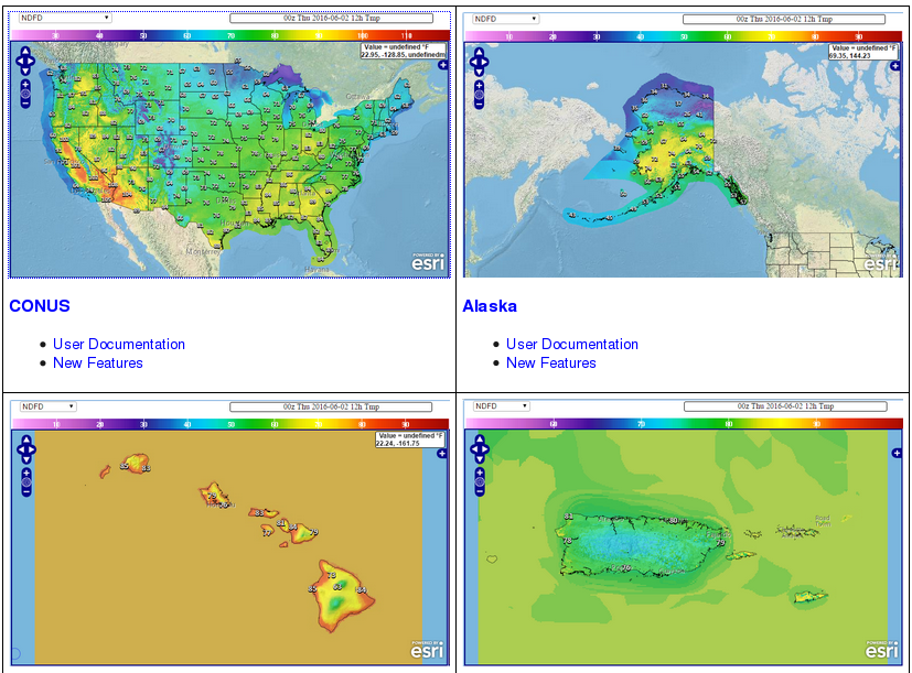 Nationally Consistent And Skillful Suite Of Calibrated Forecast Guidance Based On A Blend Of Both Nws And Non Nws Numerical Weather Prediction Model Data
