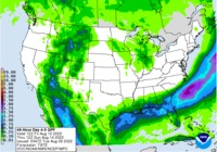 Day 4-5 rainfall outlook