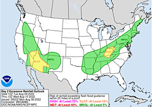 WPC Day 2 Excessive Rainfall