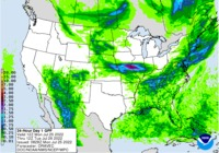 WPC Precipitaton Forecasts