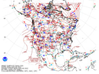 Latest Surface Analysis