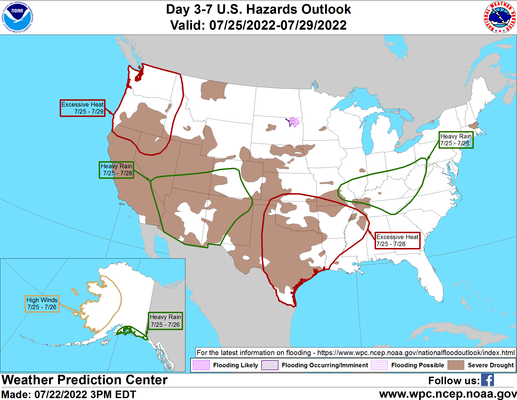 NWS National Hazards Assessment