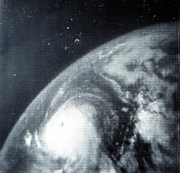 Betsy (1965) Satellite Image
