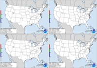 Day 1 Winter Weather Probabiliities